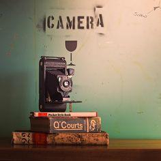 Vintage Camera by ►CubaGallery, via Flickr
