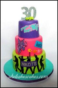 30th Birthday 80s Theme, Louisville, KY | She Bakes Cakes LLC happy birthdays, boy cakes, birthday idea, 80s cake, 80s parti, 80s theme, kid, birthday cakes, 30th birthday