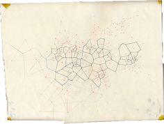 Artisanal Voronoi 1 SM / sevensixfive sketchbook