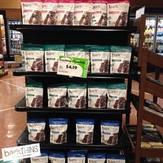 hmm...decisions, decisions...@earthfare #barkTHINS #snackingchocolate #SPOTTED #nongmo #fairtrade