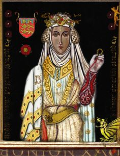 BLANCHE OF LANCASTER      DUCHESS OF LANCASTER by the lost gallery, via Flickr