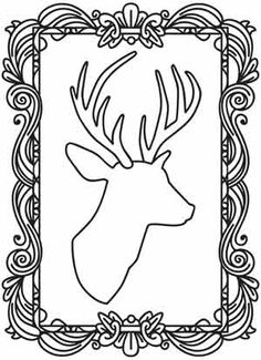"""Dear One design (UTH2639) from UrbanThreads.com 4.88""""w x 6.65""""h pattern 100, embroidery patterns, frame, embroideri pattern"""