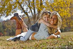 mother-daughter photo inspiration