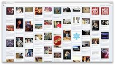 delicious- an online tool similar to pinterest, where users can mark links and keep them all in one place