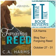 Forgiving Reed by CA Harms Blog Tour & Giveaway