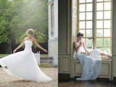 wedding dress Cymbeline / vestido de novia