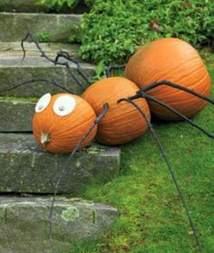 Cool Pumpkin Carving Ideas: Crafty Art Pumpkins