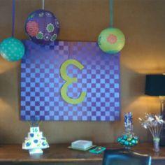 birthday parties, 16th birthday, parti idea