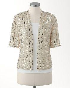All that glitters jacket @ CC