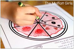 A Hands-on approach to teaching SIMPLE FRACTIONS!