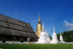 Suan dok temple .. temple visits