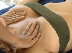Breast Enlargement Massage