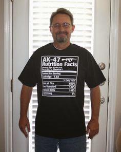LoadedShirts - 2nd Amendment Gun Shirt - Review ~ Planet Weidknecht