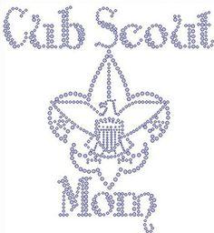 Cub Scout Mom