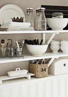 kitchen organization // design