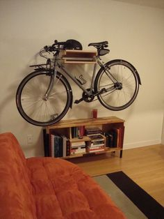 Clever! A must in a tight space!