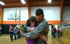 In honor of Father's Day, here are 10 videos of military dads coming home to surprise their children.