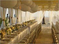 Beach Wedding Ideas | BEACH COTTAGE STYLE WEDDING IDEAS!