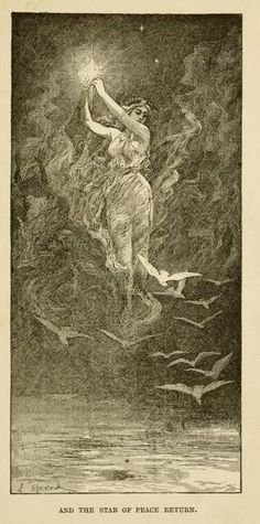 the blue poetry book (1912) illustrations by Henry Justice Ford  Lancelot Speed