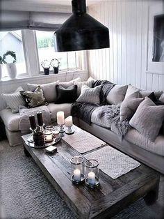 I'm already sleeping on this couch when I come in. How comfortable and relaxing does this room feel ? Contentment at it's finest. https://www.facebook.com/EdinburghCarpetWarehouse?ref=hl  Visit us for more info about any of your flooring needs :)  http://www.edinburghcarpetwarehouse.com/fitting-service.html