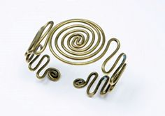 Cuff bracelet | Alexander Calder.