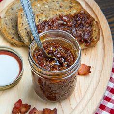 Wholey Crap! Its the Trifecta! Maple Bourbon Bacon Jam Recipe