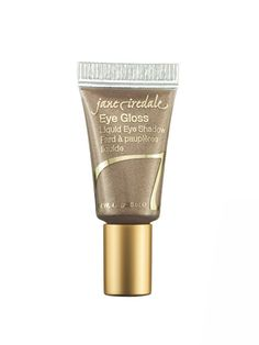 Natural Wonders 2012: Best of Beauty: Best of Beauty: allure.com  Jane Iredale Eye Gloss in Champagne Silk. This preservative-free liquid shadow glides on and deposits a shimmery wash. $15.50