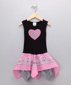 Totally loving this Bandana Skirt!
