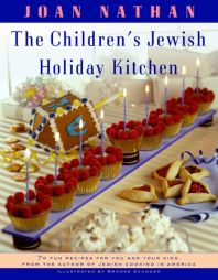 With 70 recipes, children and families learn about foods for Jewish celebratory occasions while picking up cooking basics and having fun together in the kitchen.