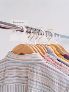 For 12 rod dividers and 40 labels; Organize-It, www.organizes-it.com. Keep categories distinct with these clever tags. (Photo: Photo: Scogin Mayo)