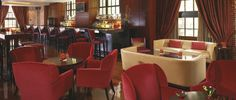Stop in Degrees Bar & Lounge at The Ritz-Carlton Georgetown, Washington D.C. for an experience that harks back to the hip and trendy lounges of the 1940s.