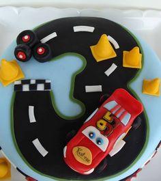 Cars cake!!