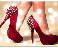 Hot Red Pumps~