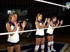 2009 Washington Husky Volleyball Commercials