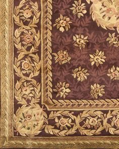 """""""Empire Medallion"""" Rug by Safavieh at Horchow."""