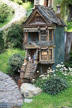 Miniatures at the Chicago Botanic Garden