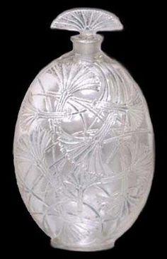 lalique perfume bottle #1