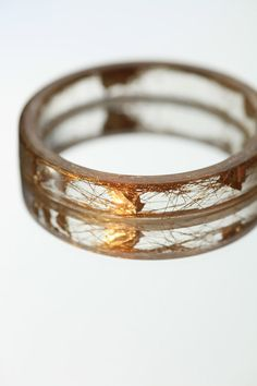 Small hand Bangle bracelet mold - resin jewelry making - include colorants or clip art - 398