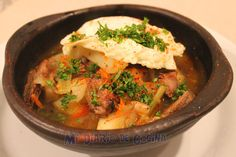 Mi Diario de Cocina: Ajiaco chileno