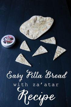Easy Pitta Bread wit