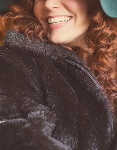 Red #Curly #Hair