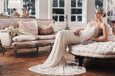 Berta Bridal gown an