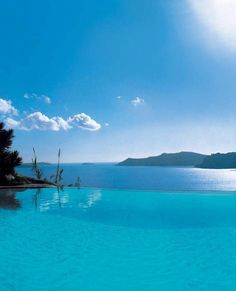 Endless Blue... Santorini, Greece