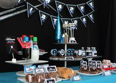 Awesome Star Wars Themed Kid's Party.