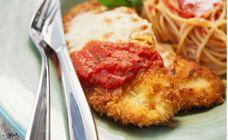 Easy Chicken Parmigiana Recipe - Chicken
