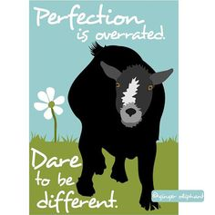 Pygmy Goat Art Print Wall Decor Perfection is by GoingPlaces2, $14.00