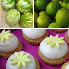 We zest and squeeze to make fresh key lime curd filling for our #keylime cupcakes. And bake fresh daily for your enjoyment. Have you tried key lime yet? #karascupcakes #xoxocupcakes #thesfsweet