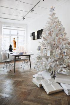 Very white Christmas