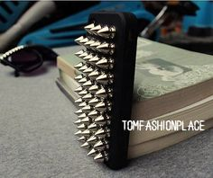 Fashion studed iphone case stud personality by Tomfashionplace, $45.00