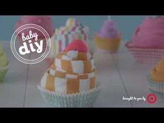 DIY Baby Shower Gift Idea #DIY #babyshower #Target via The Fab Mom
